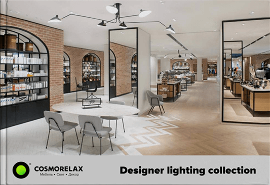 Designer lighting collection
